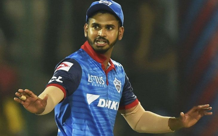Shreyas Iyer happy with his job as Delhi skipper: जानें ...