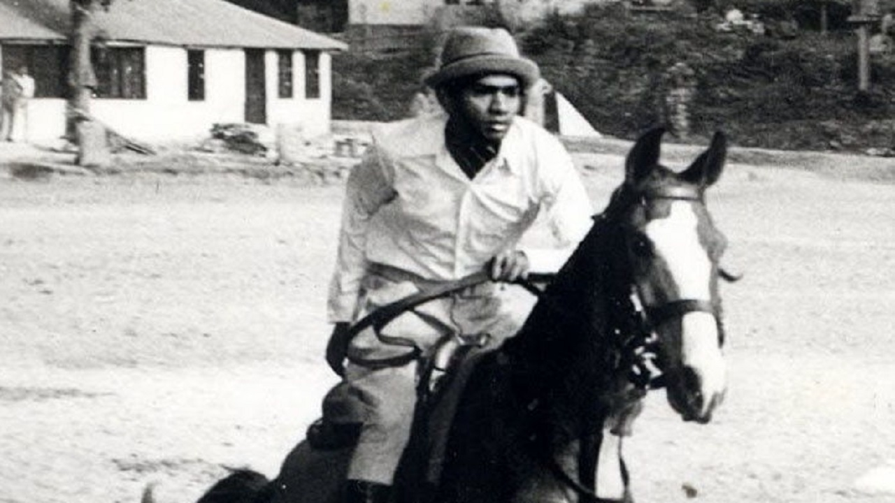 Jogi used to patrolling with horse as a collector extinguished fire himself : former colleague