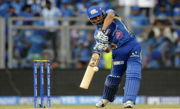 रोहित शर्मा ने 188 आईपीएल मैचों में 431 चौके लगाए हैं।